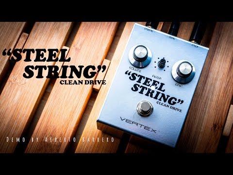 Vertex STEEL STRING - Demo by Alberto Barrero