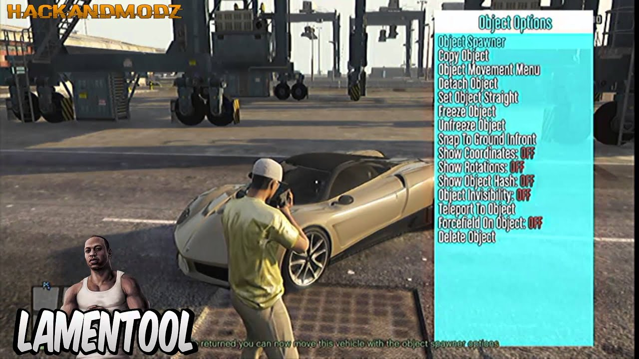 GTAV ONLINE : THE PURGE V 2 2 SHOWCASE ( MAKE BY STELIO & CR4ZYCOOKIE) RGH  ONLY