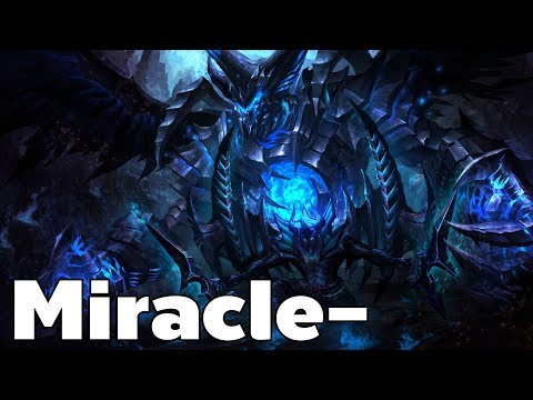 Miracle - Pro Terrorblade Rank MMR Game