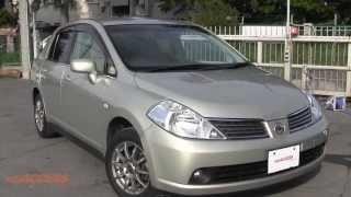 видео Nissan Tiida
