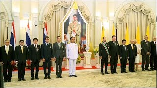 Thai cave boys' rescuers receive royal awards