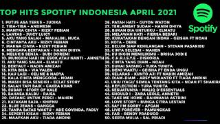 SPOTIFY TOP HITS 50 INDONESIA APRIL 2021