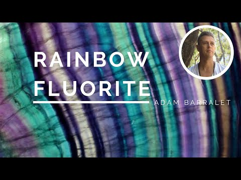 Rainbow Fluorite - The Crystal of Discernment