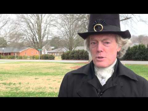 Thomas Jefferson Historical Interpreter