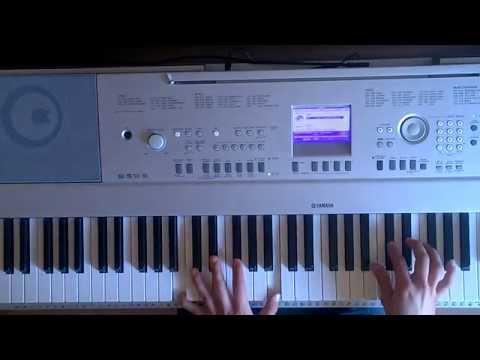 Fade alan walker piano tutorial