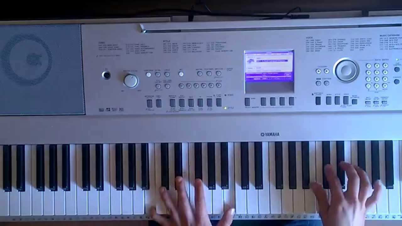 Fade alan walker piano tutorial - YouTube