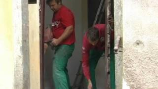 Okna,dveře, rekonstrukce Fary Nechanice, SagFi s.r.o.