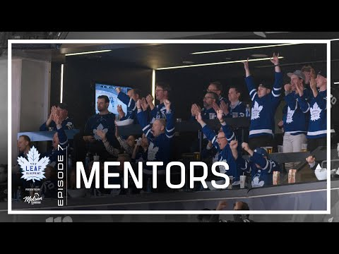 The Leaf: Blueprint Episode #7 – Mentors - Presented By Molson Canadian
