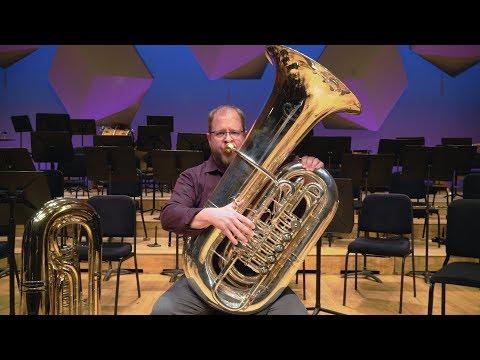 Minnesota Orchestra: Tuba Demonstration