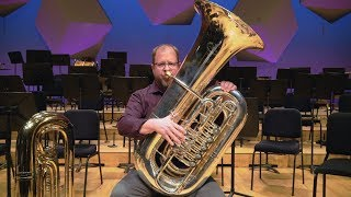 Minnesota Orchestra: Tuba Demonstration