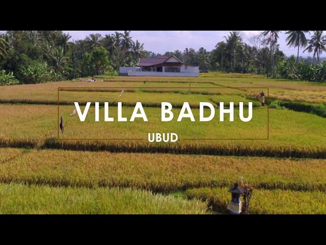 Villa Badhu - UBUD