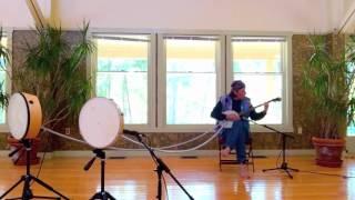 RICH GOODHART - Cosmi-Sonic Trance Banjo(Improv#4)