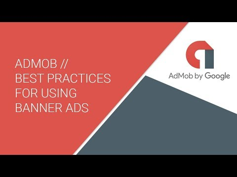 AdMob Banner Ads Best Practices
