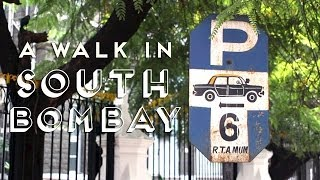 South Bombay (Mumbai) Vlog: Churchgate Station to Kala Ghoda Art Festival // Magali Vaz