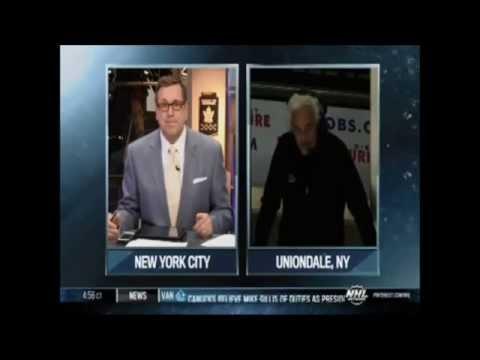 Photographer Bruce Bennett on NHL Live on NHL Network