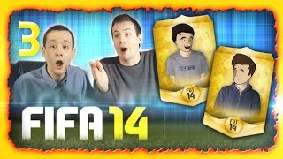FIFA 14 NEXT GEN: PACK OPENING BATTLE #3 !!! WE GET SOME GODS!