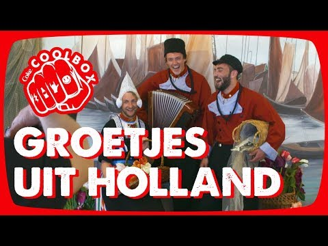 Hollandse challenge: Haring happen, klompen maken en photoshoot – Coolbox #11