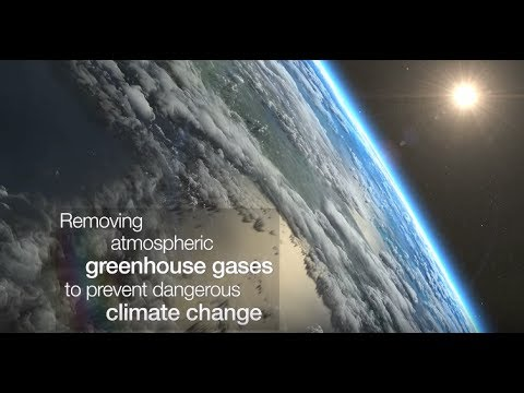 Removing atmospheric greenhouse gases to prevent dangerous climate change