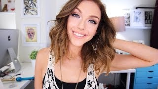 Beachy Waves Hair Tutorial Thumbnail