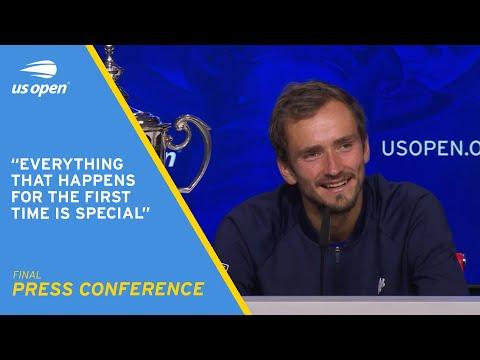 Daniil Medvedev Press Conference | 2021 US Open Final