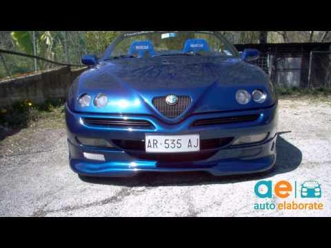 Alfa Romeo GTV V6 Cabrio Tuning