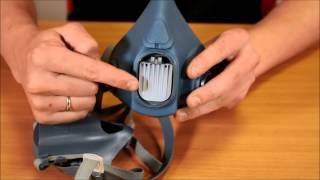 видео Респиратор для покраски: описание и характеристики