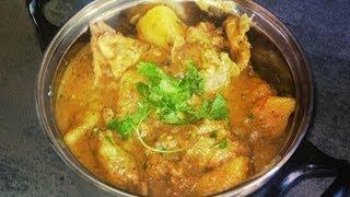 """polynesian"" (indian-thai) Chicken & Potato Curry Recipe"