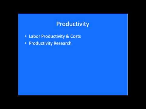 The Bureau of Labor Statistics, Part 1