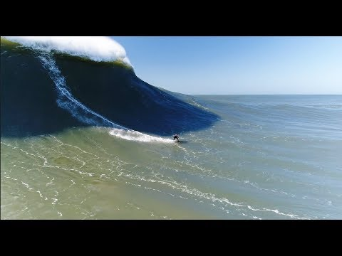 As good as it gets - MASSIVE 60ft Nazare