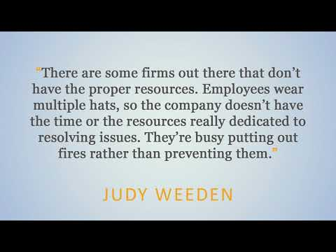 Operations and Your Adviser: Interview with Dan Wiener and Judy Weeden