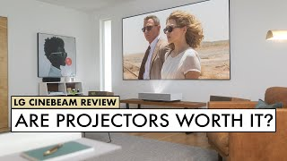 Are PROJECTORS as GOOD as BIG …