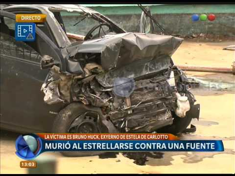Falleció el ex yerno de Estela de Carlotto en un accidente – Telefe Noticias