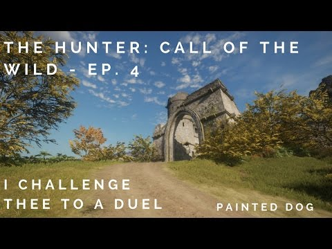 Petershain Cornfields' Fallow Deer - The Hunter: Call of the Wild