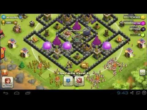 Global Review (clash of clans) episode 4,HD