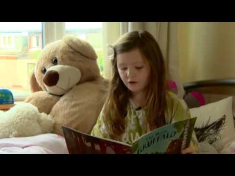 The Gruffalo adapted for Scottish dialects