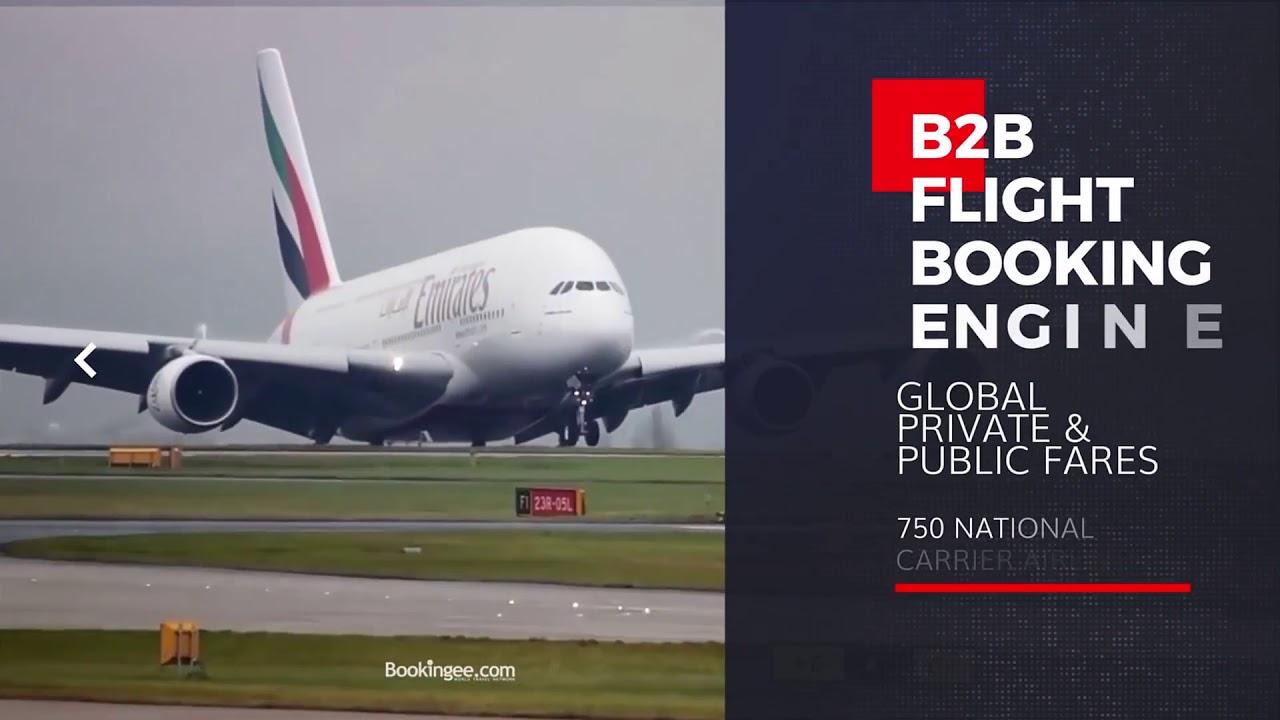 Bookingee com B2B Hotel Booking Portal, B2B Flight Reservation