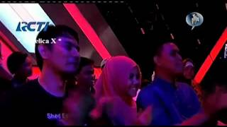 X Factor Indonesia 15 Mei 2015   Anugerah Kusumaningtiyas   Clean Bandit Rather Be