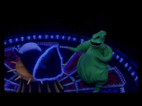 Nightmare before Christmas - oogie boogie song [1080p HD]