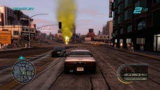 Midnight Club: Los Angeles - Xbox One X Backwards Compatibility Gameplay (HD)
