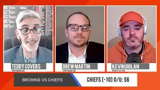 Chiefs vs Browns Picks and Predictions | Kansas City Chiefs vs Cleveland Browns NFL Playoff Preview