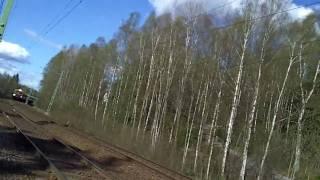 Tåget tutar! :D