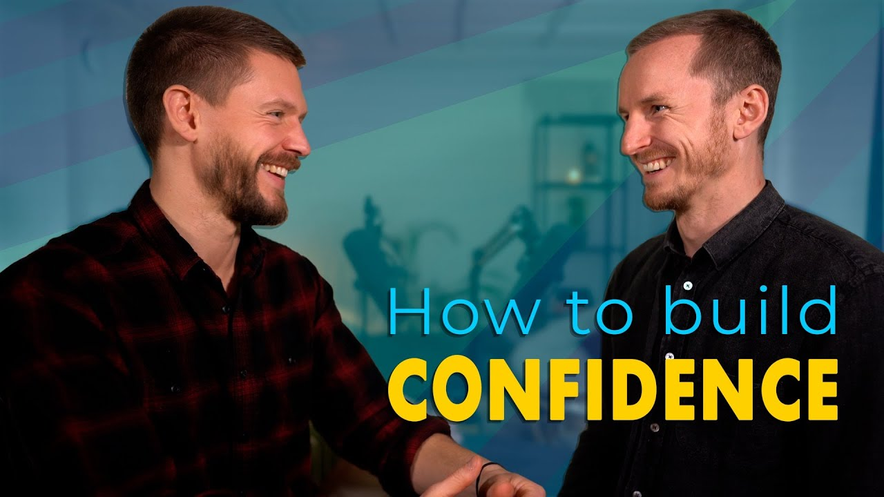#85 - Confidence | 4 important steps to building strong self-confidence