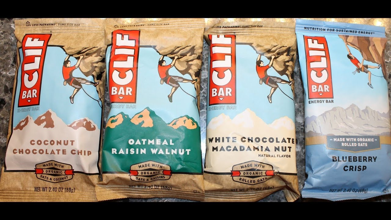 9c011abfb CLIF Coconut Chocolate Chip