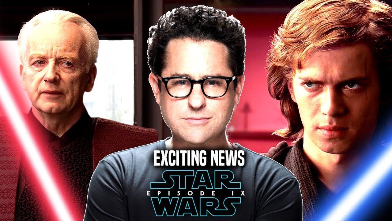 Star Wars Episode 9 HUGE News For Prequel Trilogy & More! (Star Wars News)