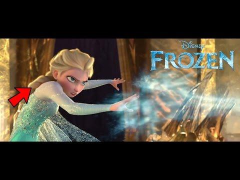 PERHATIKAN !!! 7 KEANEHAN Dalam Film DISNEY FROZEN 2013