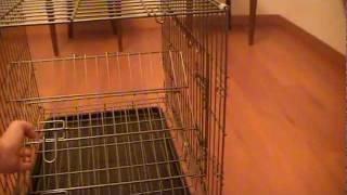 Клетка металлическая для животных. 7 размеров 1