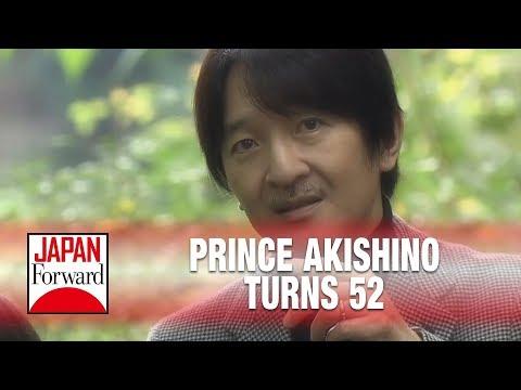 Prince Akishino, Happy Birthday!  | JAPAN Forward