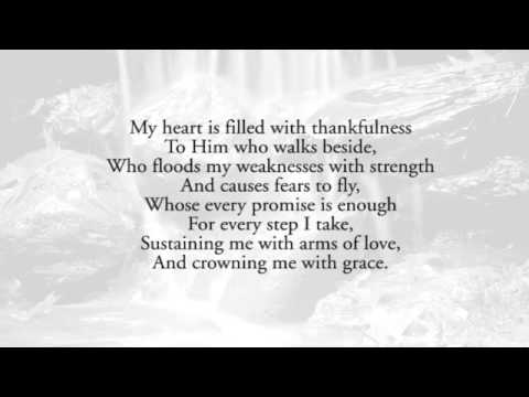 My Heart Is Filled With Thankfulness - Keith & Kristyn Getty