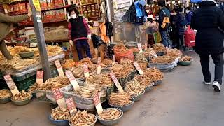 Gyeongdong market, Dongdaemun …
