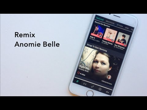 8Stem - Anomie Belle remix contest Mp3